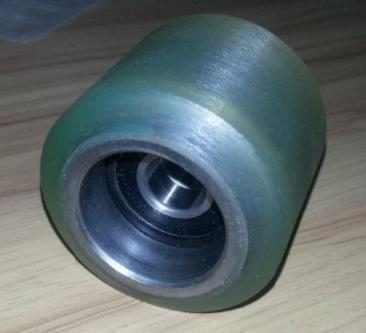 Quality OEM Tension Roller For Escalator Handrail Running Step Roller for sale