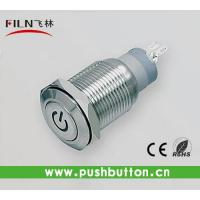 Wholesale Metal Push Button FL0-16 FLM16-FJ-C from china suppliers