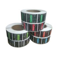 Cosmetic Bottle Labels