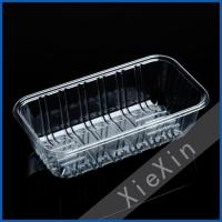 bright transparent blister plastic clear box