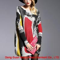 Buy cheap Round neck Print dress 1708049 from wholesalers