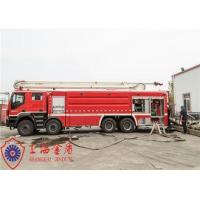 Wholesale Speed Ratio 1.5 Water Tower Fire Truck With ABS Function Braking System from china suppliers
