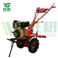 Buy cheap 4 KW Kama Diesel Power Tiller with New Design and Beautiful Shape for Agriculture Use from wholesalers