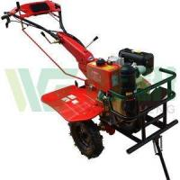 Buy cheap Big Wheel and Front Bracket Diesel Cultivator with Trailer Optional Upgrade from wholesalers