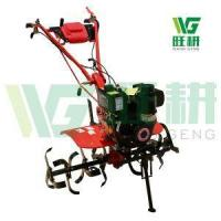 Buy cheap Chongqing Manual Start Power Tiller Weeder Equip with 4HP Famous Brand Diesel Engine from wholesalers
