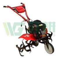Buy cheap Chongqing Gasoline Powered Belt Driven Small Tiller to Loosen Soil in the Garden from wholesalers