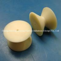 Buy cheap Manufacture ODM & OEM wear resistance nylon pa66 pulley v groove wheel product