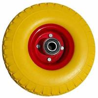Buy cheap 3.00-4 Flat Free Tire Hand Truck Wheel 10 inch from wholesalers