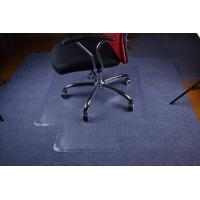 China Office standard-carpet-chair-mat-36-inch-by-48-inch-with-lip on sale