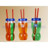 Light up drinking cup 900ml-double chamber yard
