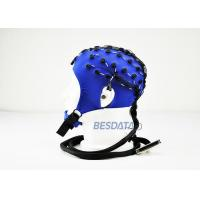 Buy cheap Customized 128 Channel EEG Caps With Sintered Silver / Silver Chloride Electrode from wholesalers