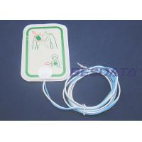 Buy cheap Multi Function AED Defibrillator Pads Compatible For All Kinds Simulation Defibrillator from wholesalers