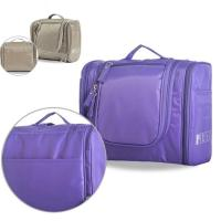 Hanging Toiletry Bag Travel Organizer Men Women Cosmetic Makeup Shaving Dopp Kit