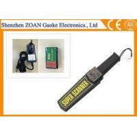 Buy cheap Safety Handheld Security Wand Metal Detectors Professional 2 Years Warranty product