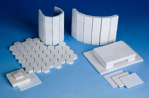 Quality TW Series -Alumina Wear Resistant Ceramics Tile for sale