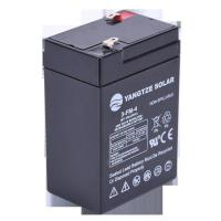 China Lead Acid Battery 6V 4Ah Rechargeable Lead Acid Battery on sale