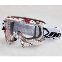 Buy cheap MX goggle NK-1019 White Red product