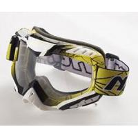 Buy cheap Offroad goggle NK-1016 Techline Black Yellow product