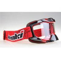 Buy cheap Moto Offroad goggle NK-1015 Red Black product