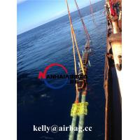 Marine Salvage Inflatable Rubber Airbags For Marine Shipwrecks