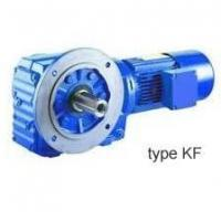 Wholesale KF Right Angle Helical-Bevel Gearmotor from china suppliers