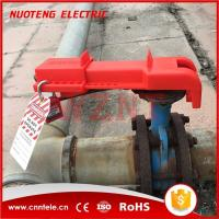 Buy cheap LOCKOUT SAFETY UNIVERSAL BUTTERFLY VALVE LOCKOUT NT-A06 product