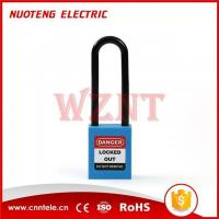Safety Padlock 76mm Plastic Long Shackle Safety Padlock NT-76P
