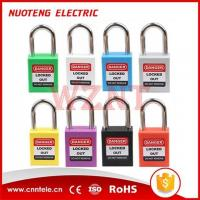 Buy cheap 38mm Short Steel Shackle Safety Padlock NT-38S product