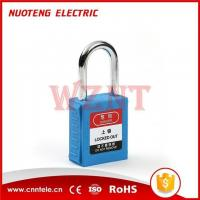 Buy cheap 38mm Steel Shackle Safety Padlock NT-A38S product