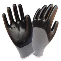 Buy cheap Reflective Safety Clothing Knit Glove AWG9104 product