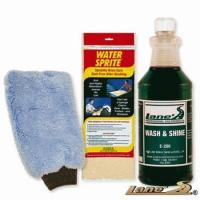 Lanes Car Wash Soap Water Sprite Wash Mitt Kit