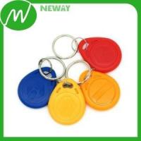 Wholesale Plastic Gear ABS Rfid Key Chain ID Card Tag from china suppliers