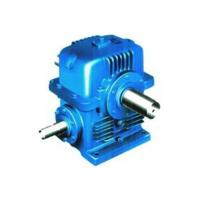 Twice Envelop Worm Gear Speed Reducer