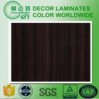 China Noble Walnut bathroom partition hardware HPL/Wood grains2033 on sale
