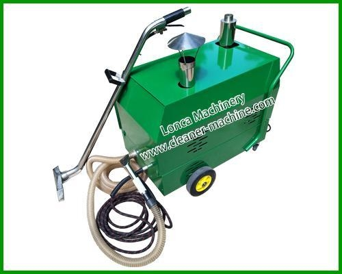 Quality 100bar hot water 16bar steam carpet cleaner machine for sale