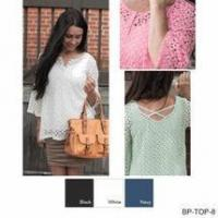 Wholesale Simply Noelle shirt Size S/M to XXL coral, navy, black, ocean, white from china suppliers