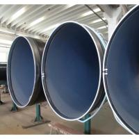 China API ERW Carbon Round Spiral Welded Steel Pipe Manufacturer on sale