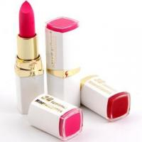 Wholesale Lipstick manufacturers wholesale waterproof charm rose golden colourfull lipstick from china suppliers