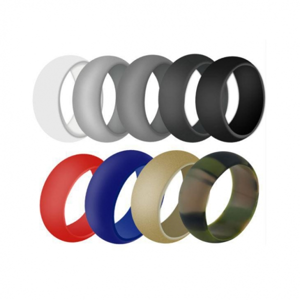 Quality Silicone Wedding Ring for sale