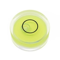 Wholesale Circular Plastic Spirit Round Bubble Level Vials Indicator from china suppliers