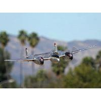 Buy cheap FlightLine RC P-38L Lightning Pacific Silver 1600mm (63 inch) Wingspan - PNP RC Airplane from wholesalers