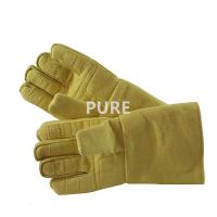 Buy cheap Yellow Kevlar Safety Gloves from wholesalers