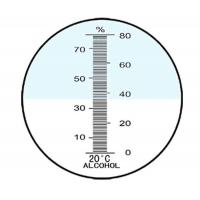 Buy cheap Alcohol Refractometers RHW-80ATC from wholesalers