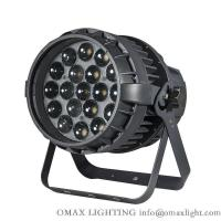 Buy cheap Led Par Can with Zoom OM-P325A from wholesalers