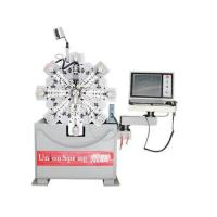 Buy cheap 10 axis Camless Spring Machine from wholesalers