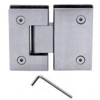 China HSH-100 Stainless steel glass door hinge bathroom shower cabin on sale