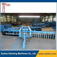 China Pulled Light Duty Tandem Disc Harrow 5.5m on sale