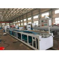 China PVC WPC Wood Plastic Window Profile Extrusion Machine on sale