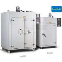 Wholesale Cabinet type double insurance thermostatic explosion proof oven from china suppliers