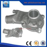 Buy cheap China OEM Cast Iron Auto Pump Cover With Precision Machining from wholesalers